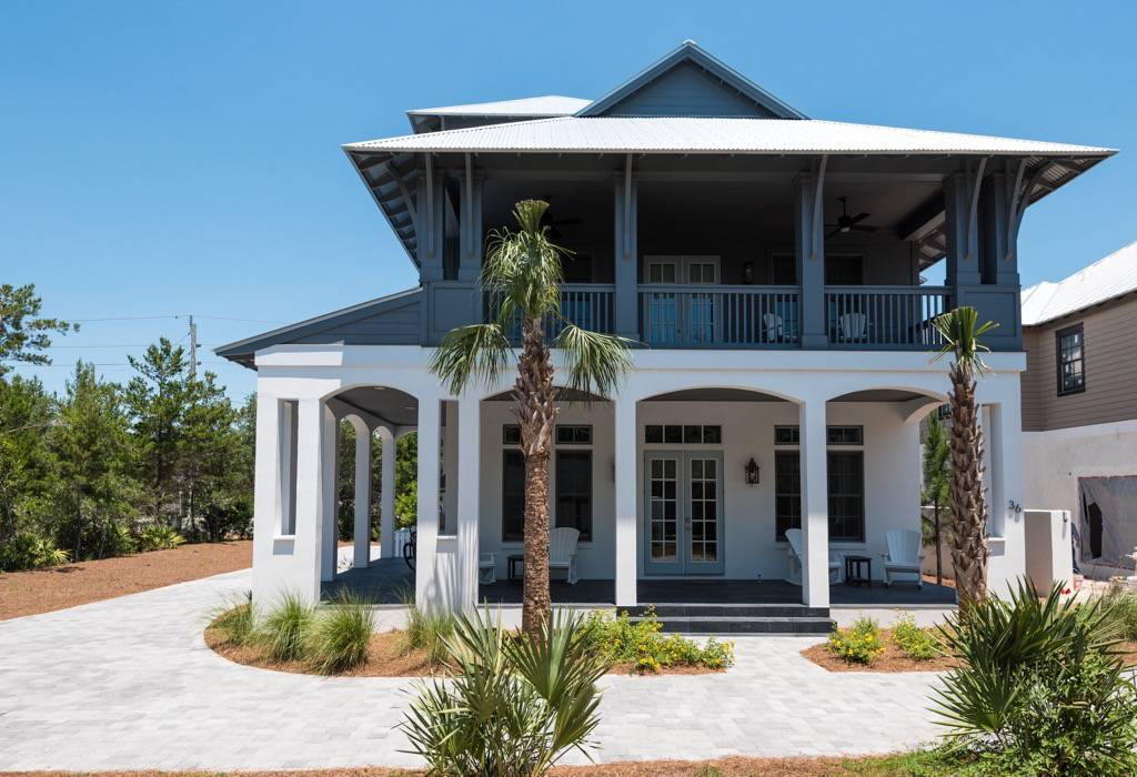 gulf-splendor home plan by betterbuilt luxury home builder in northwest florida