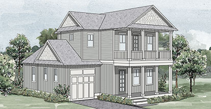 Dogwood Home Plan