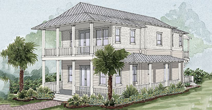 Fairhaven Home Plan