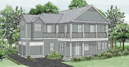 Palmetto Bay Home Plan