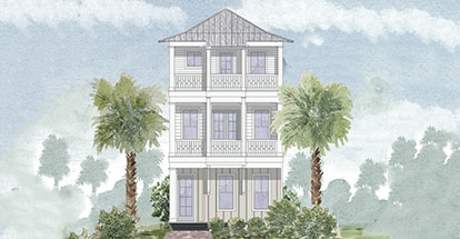 Verona by the Sea Home Plan