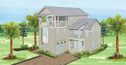 Family Ties Home Plan