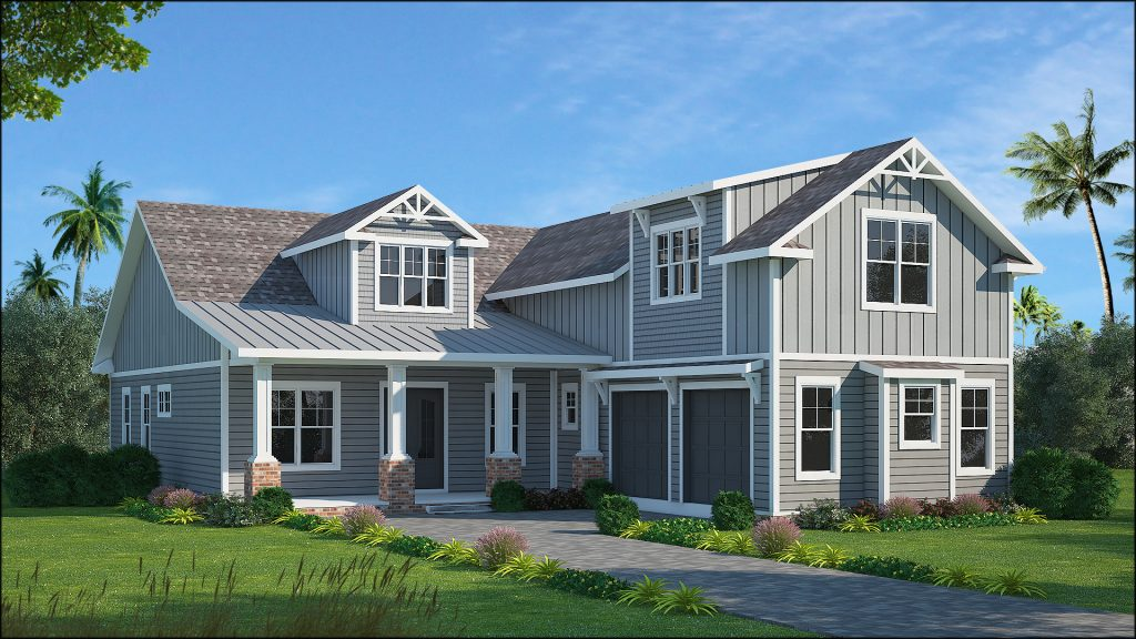 Seahaven Home Plan