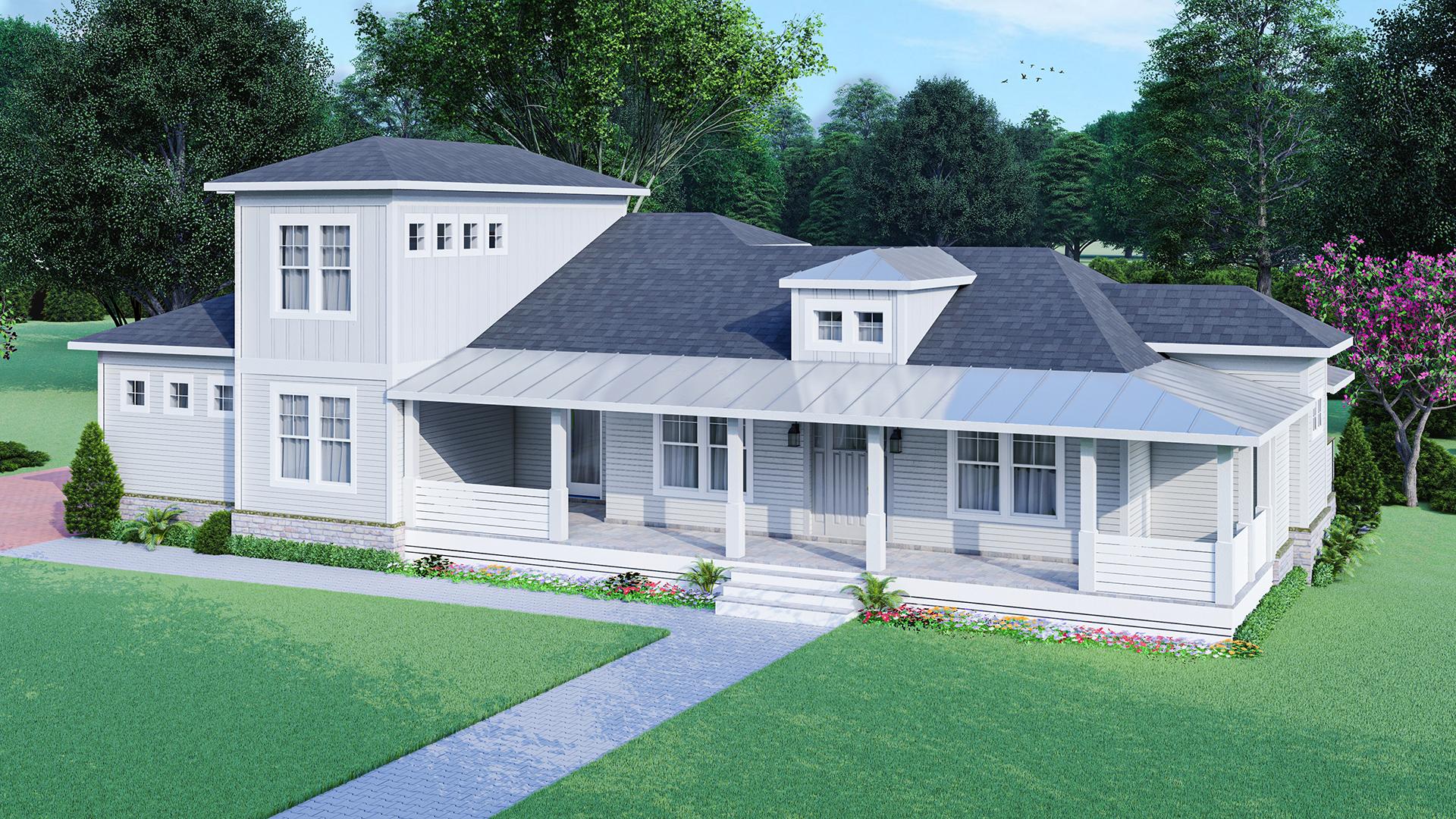 Belleair Home Plan