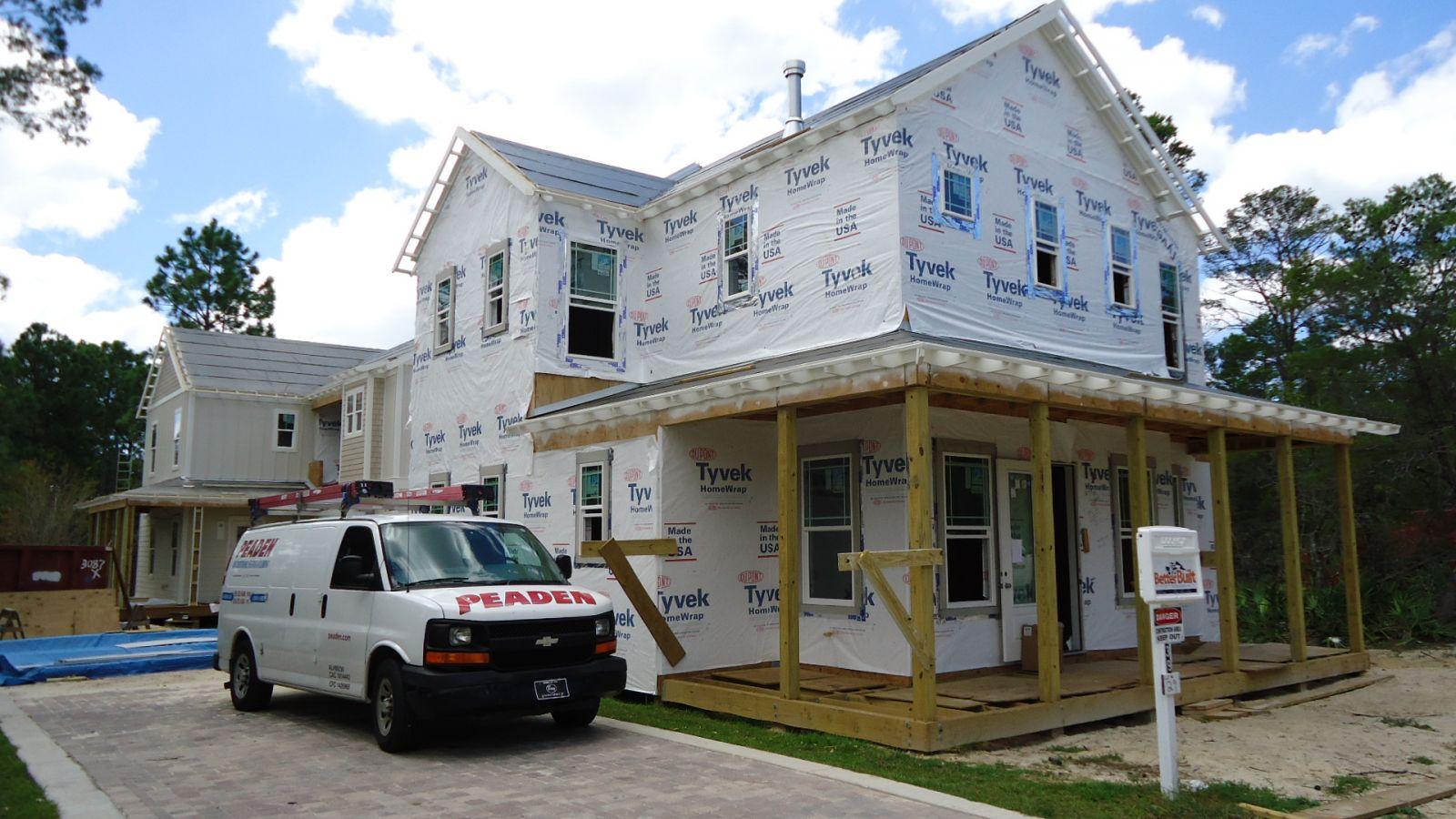30A Beach Home Builders