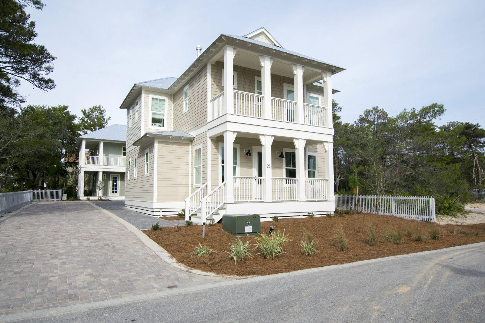 Grayton Beach Home Builder